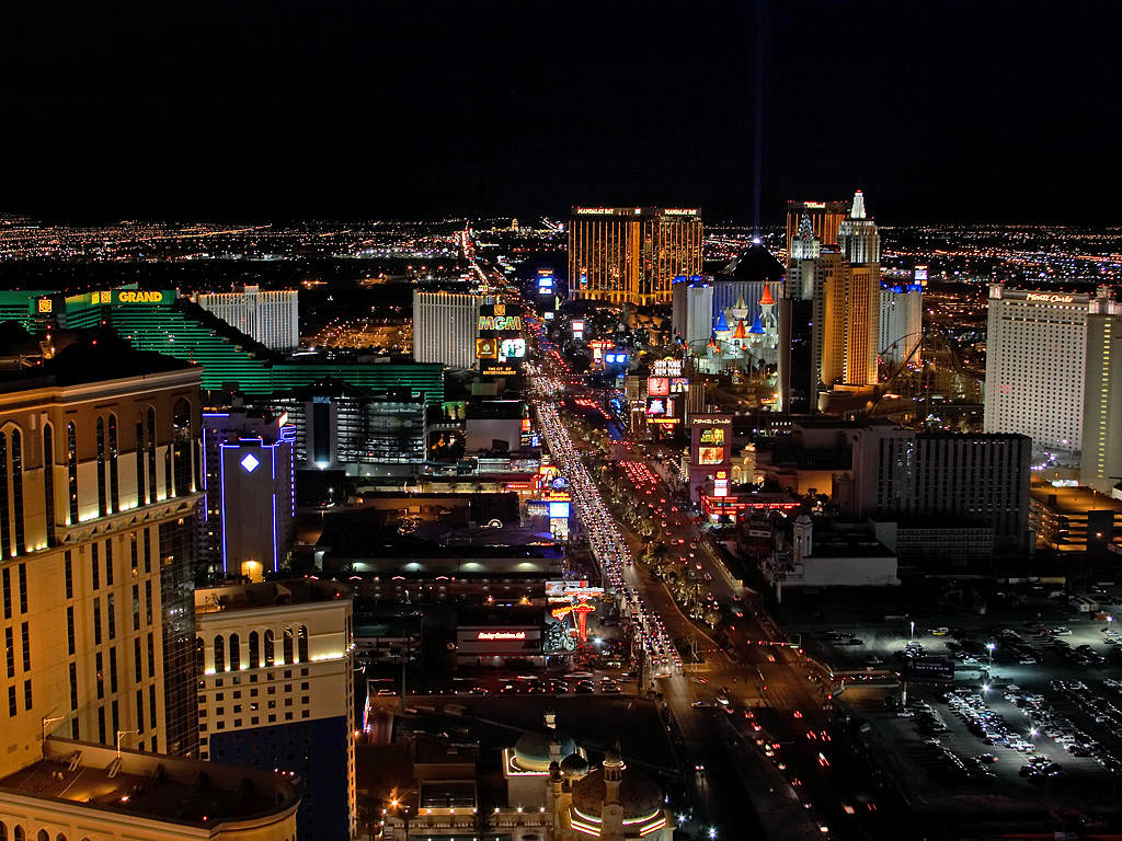Las Vegas, CLS and Criminal Justice