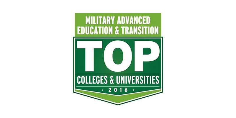 OU Advanced Programs Selected as a Top Military School
