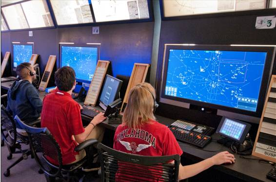New Legislation Gives OU Grads Edge in Air Traffic Control Market