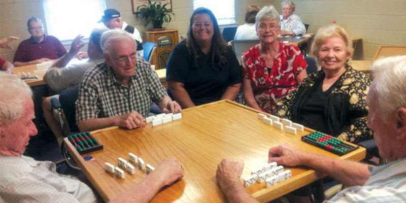 Volunteers Making a Difference in the Lives of Seniors