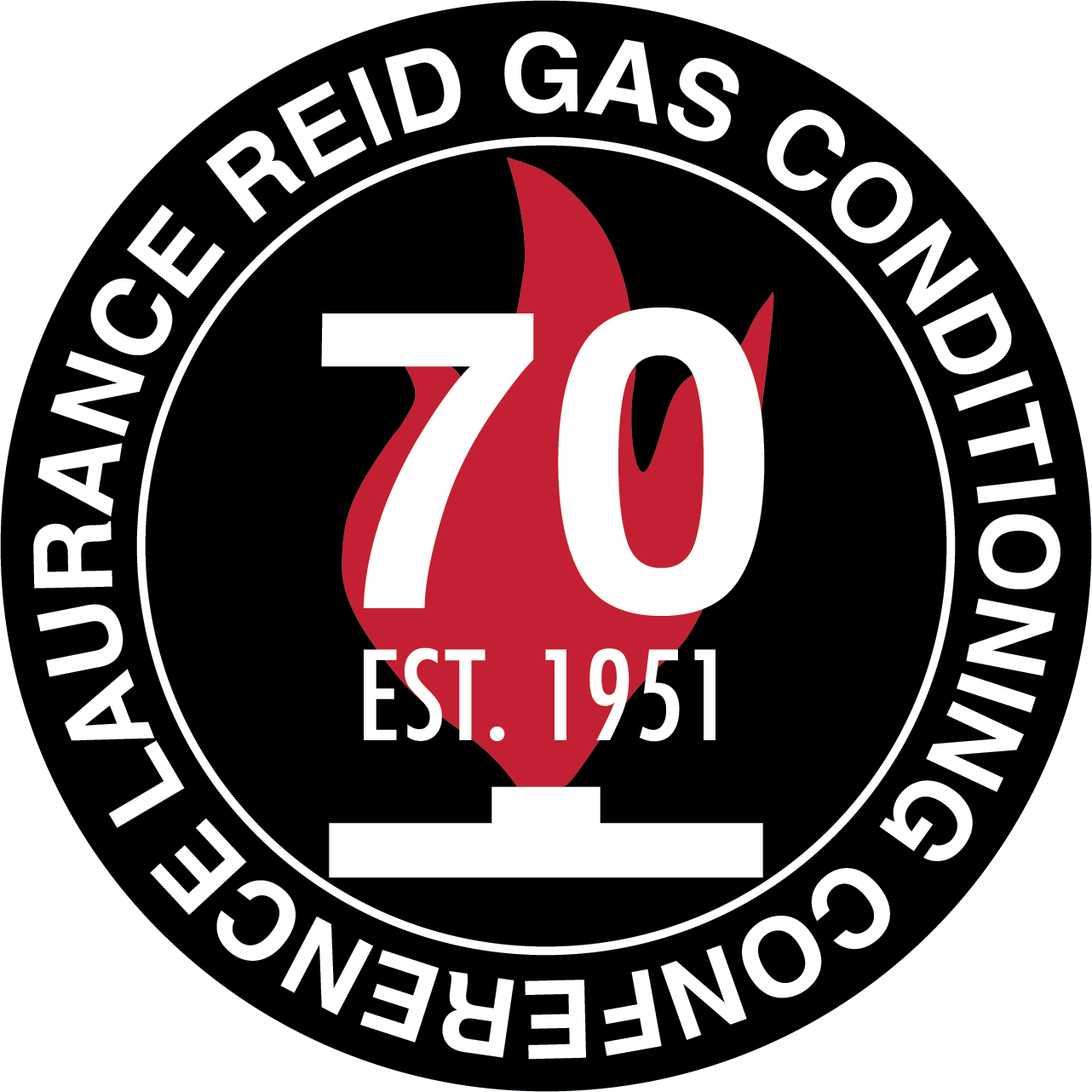 Laurence Reid Gas 70th Conditioning Conference