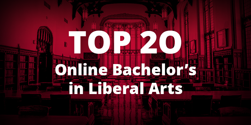 Top Online Bachelor's in Liberal Arts