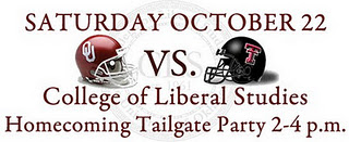 Don't forget – CLS Tailgate this Weekend!