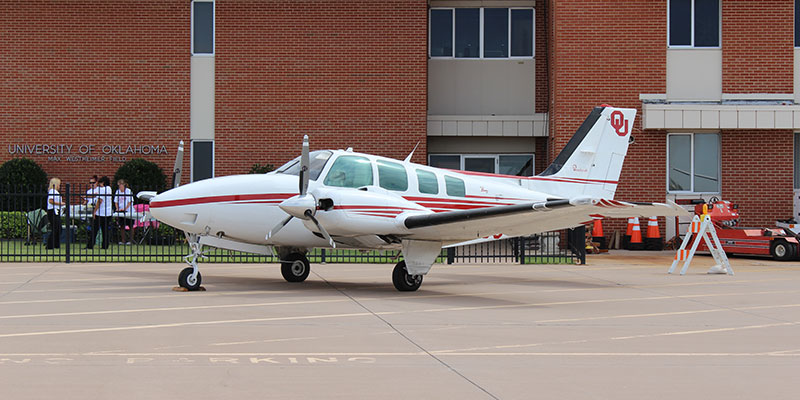 "OU Aviation to Host Fall ""First Day"" Kick Off"