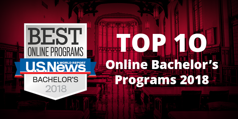OU Ranks Top 10 in Best Online Programs