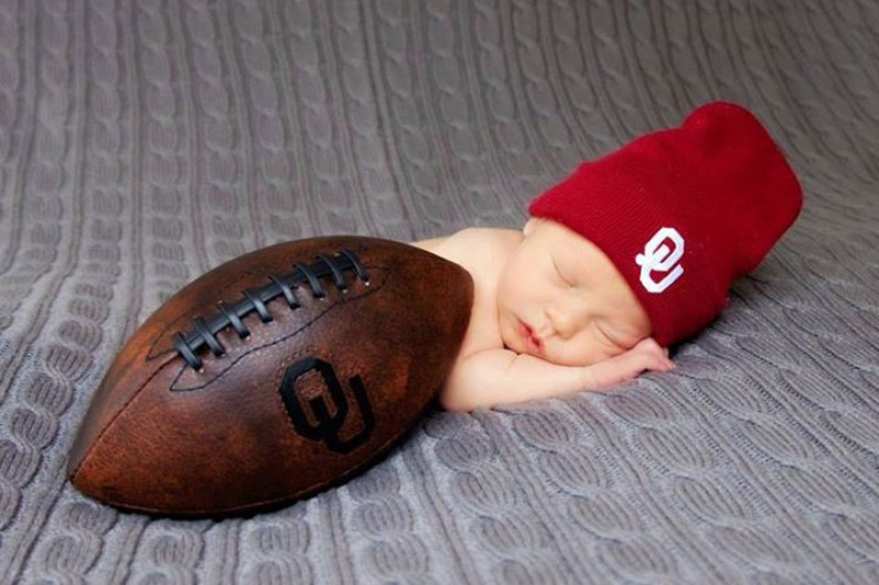 Baby Boone, Sooner Born and Sooner Bred