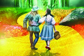 Wonderful Wizard of Oz and American History