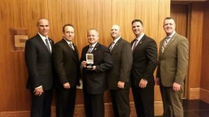 IACP Vollmer Award photo