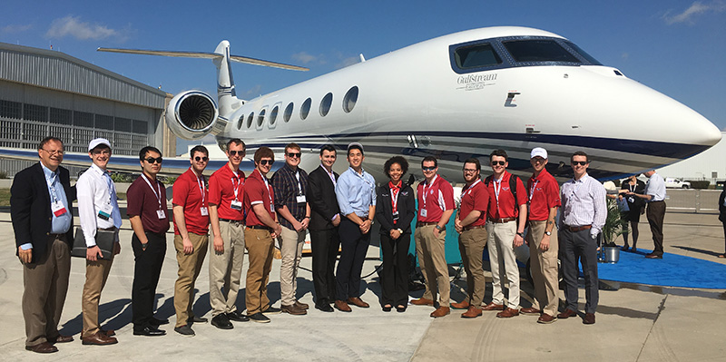 OU Aviation Participating in Aviation & Aerospace Day at State Capitol
