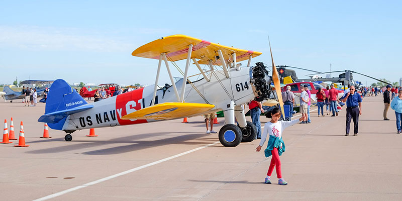 OU to Host 12th Annual Aviation Festival