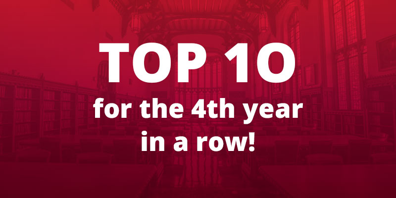 OU Extended Campus Online Programs Make U.S. News Top 10 Once Again