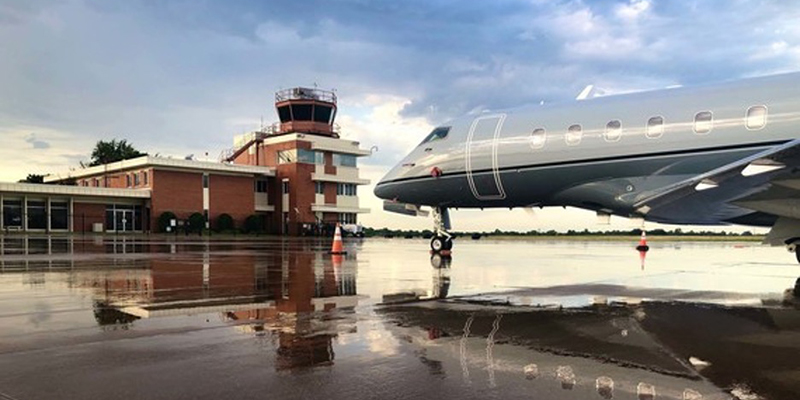 Max Westheimer Airport and Manager Receive Distinguished Honors