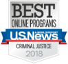 US News Grad Criminal Justice 2018 Best Online Programs