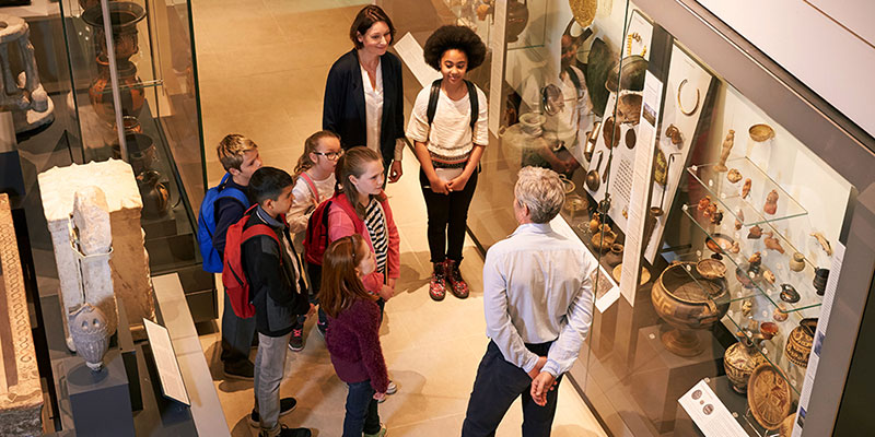 What Can You Do With a Museum Studies Degree?