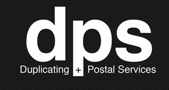 Duplicating and Postal Services Logo