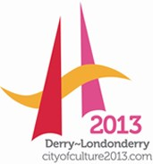 Derry City of Culture logo