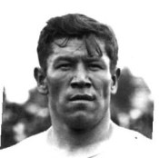 Jim Thorpe, one of the Oklahomans who changed the nation