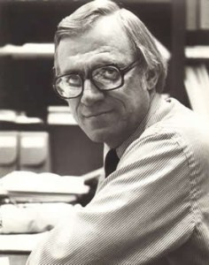 Former CLS Dean William H. Maehl Jr.