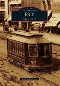 Cover of book on Enid