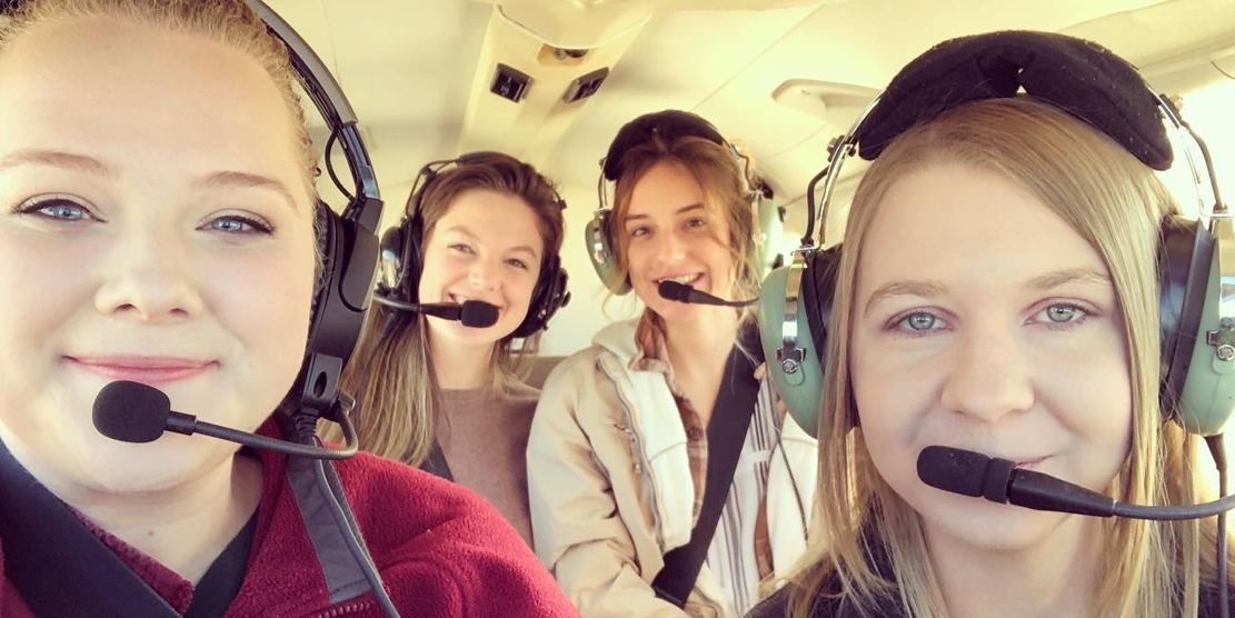 The Future Is Wide Open for Women Pursuing Aviation Careers