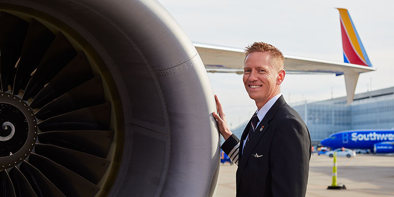 Major Partnership Connects Aspiring OU Pilots With Southwest Airlines