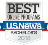 US News Bachelors 2018 Best Online Programs