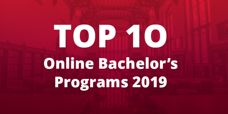 OU Ranks Top 10 in Best Online Programs for 2019