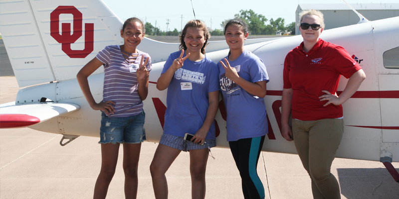 Sooner Flight Academy Secures Aviation Education Funding