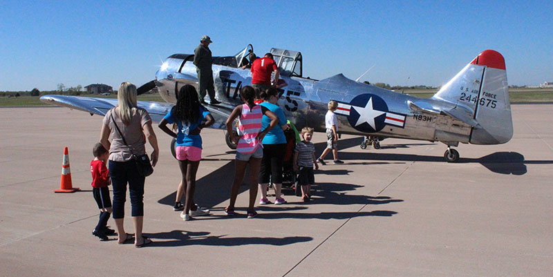 Ninth Annual Aviation Festival to be Held at Max Westheimer Airport