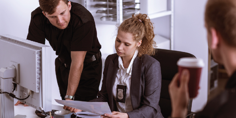 Move Up with an OU Extended Campus Corrections Management Graduate Certificate