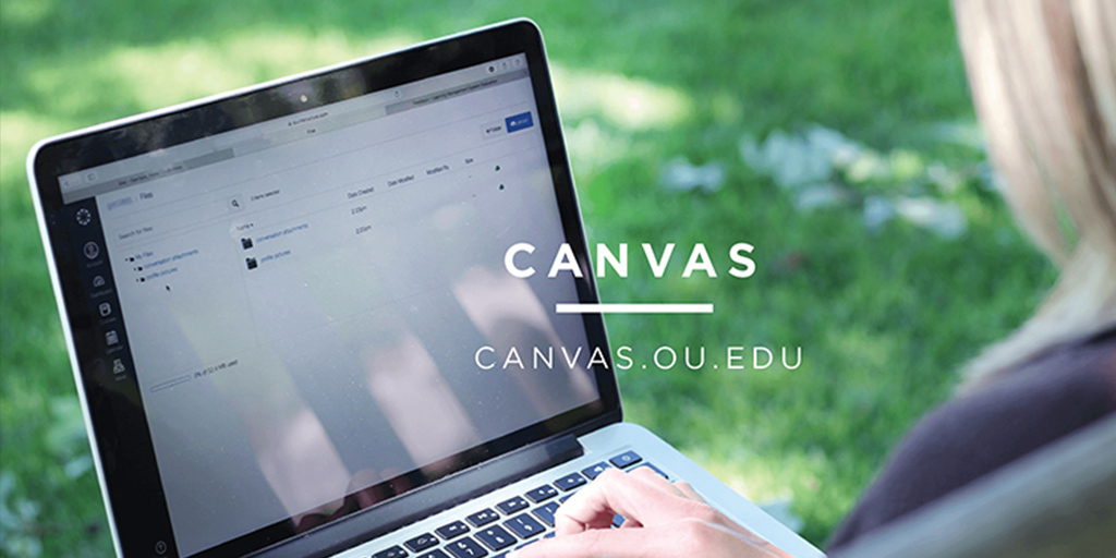 Canvas learning management system