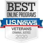 Best Online Programs US News Veterans Criminal Justice 2020