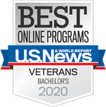 Best Online US News Veterans Bachelor's 2020