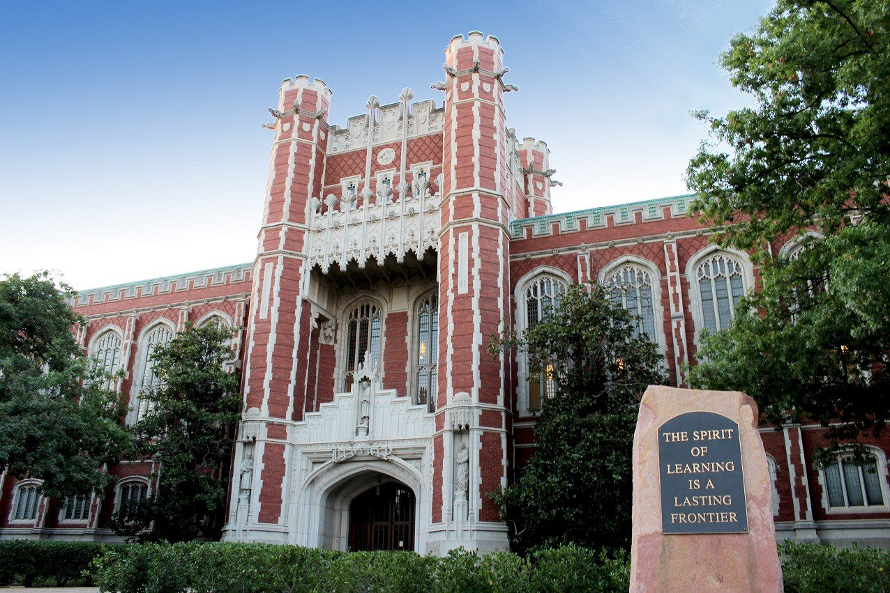 University of Oklahoma Bizzell Library