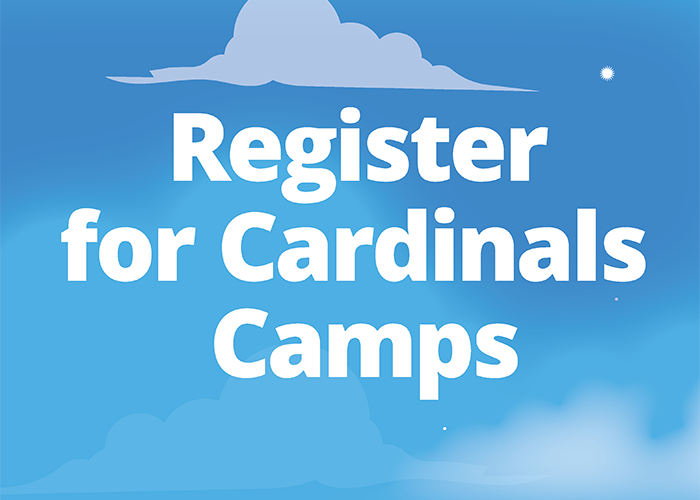 Register for Cardinals Camp