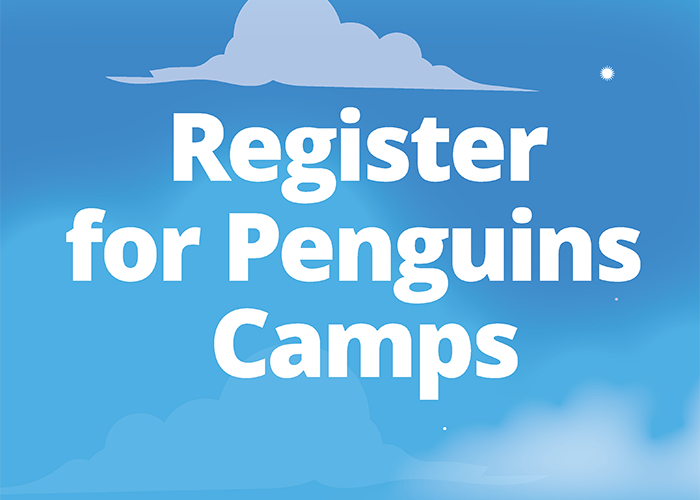 Register for Penguins Camp